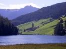 Blick auf Durnholzer Kirche